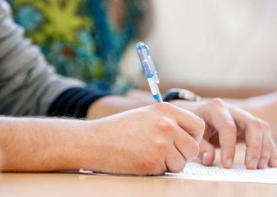 Popravni izpiti – poklicno izobraževanje