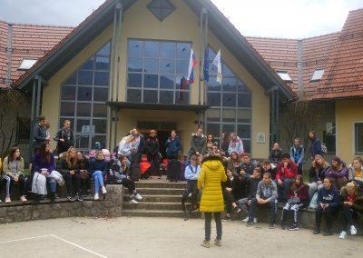 Šola v naravi v CŠOD Radenci v Beli Krajini